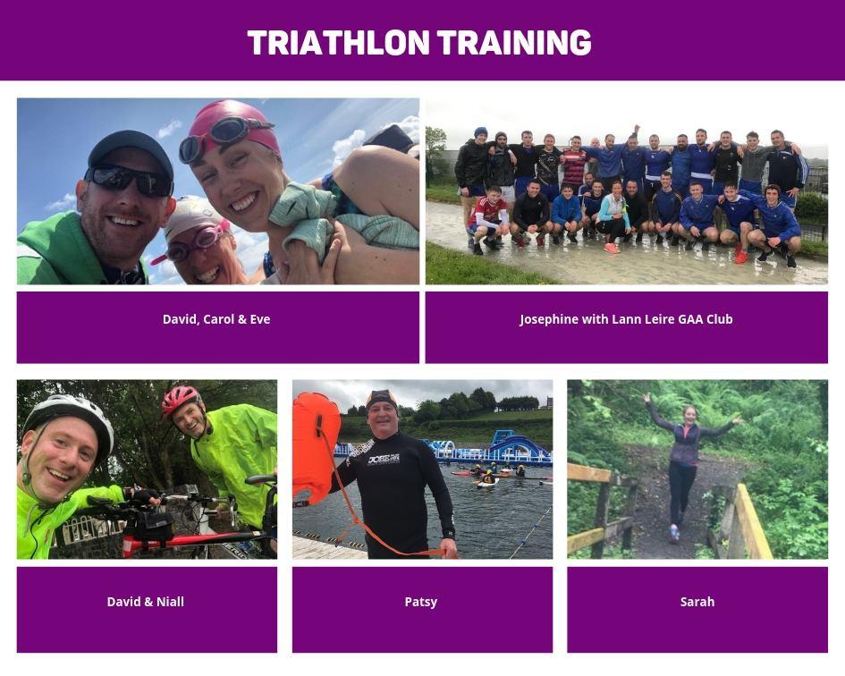 Tri An Mhi Triathlon - Training | Boyne Dental