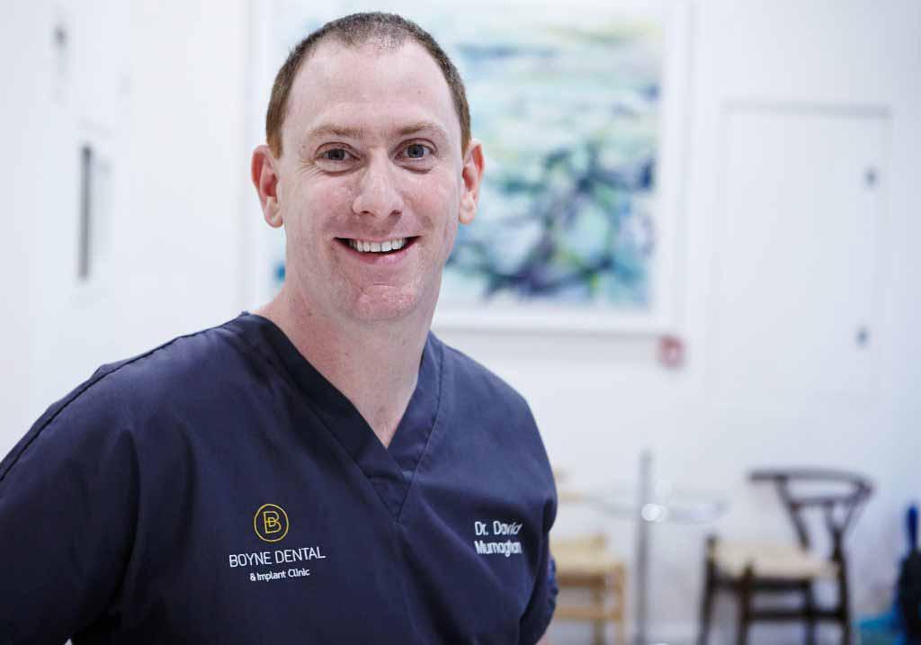 Dr David Murnaghan
