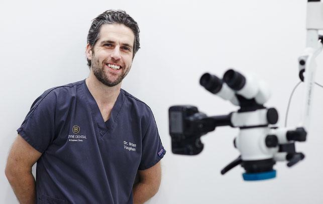 Dr Brian Vaughan