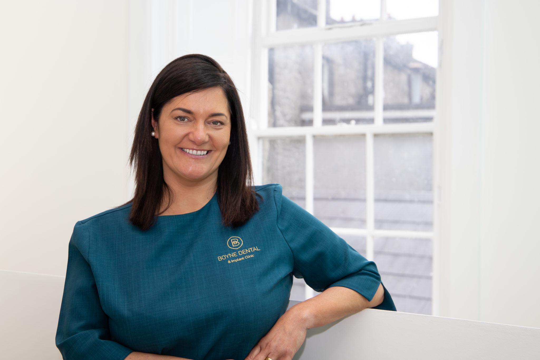 Maria Giloolly Reception Boyne Dental