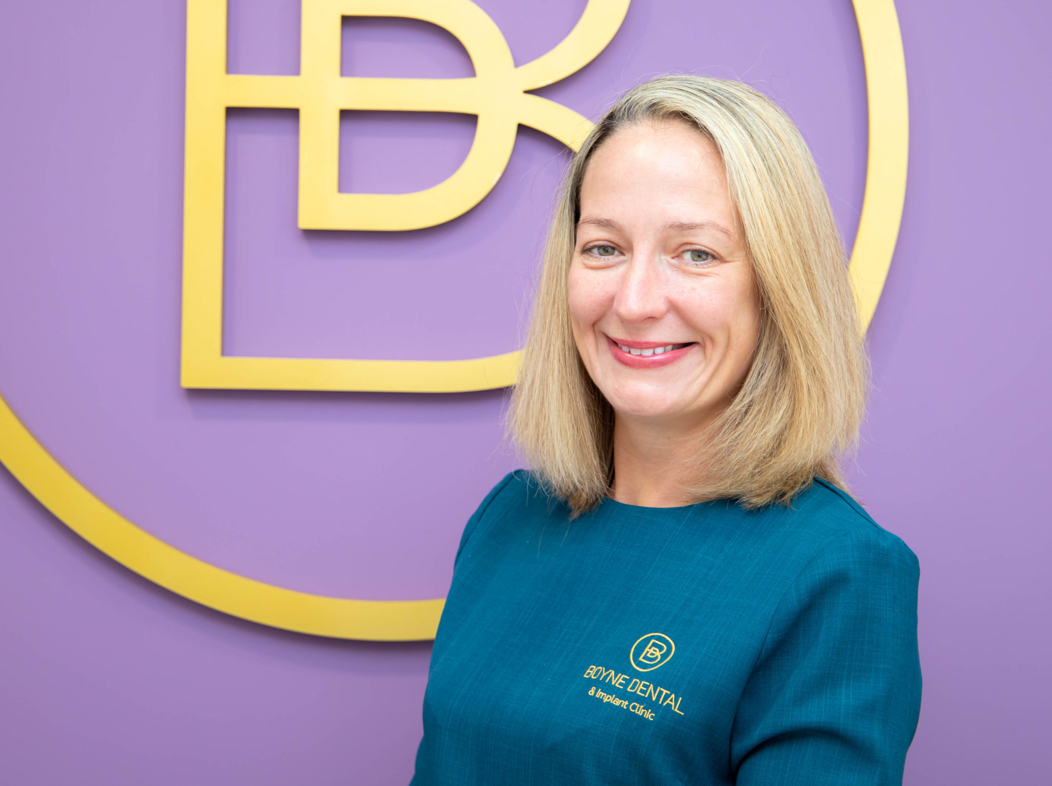 Adrienne Pritchard - Admin at Boyne Dental