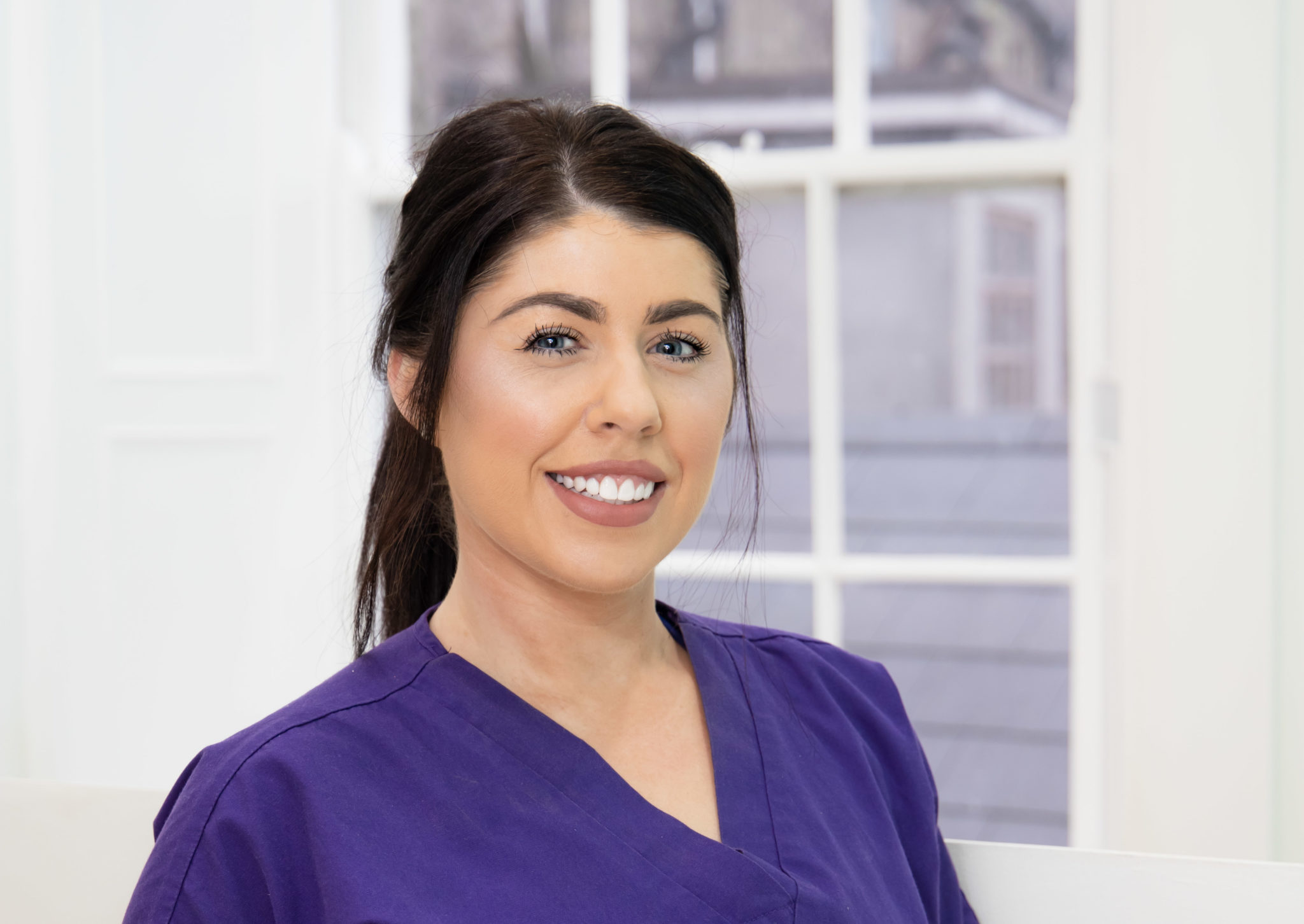 Boyne Dental nurse Shona Murray