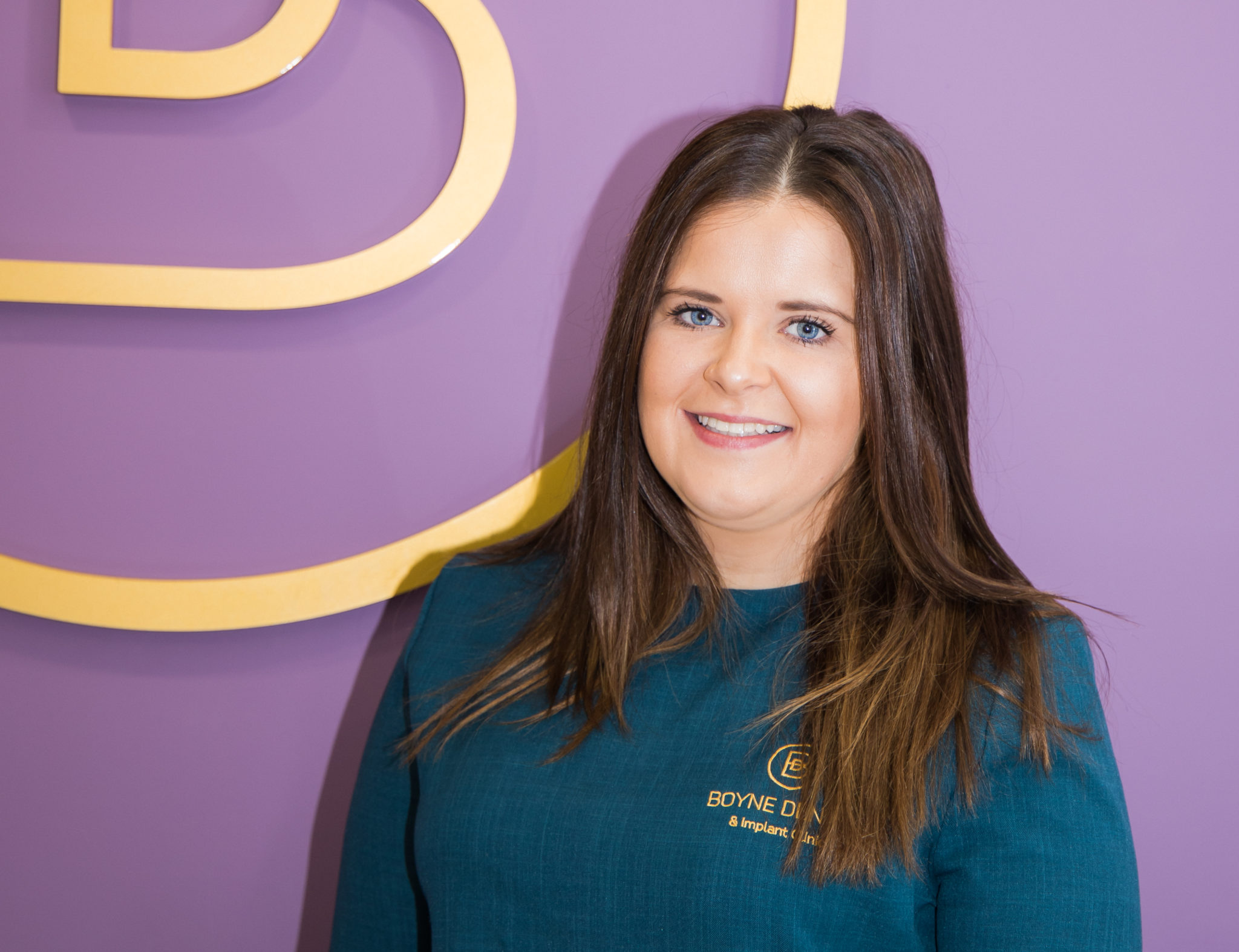 emma Browne is our Admin at Boyne Dental Clinic