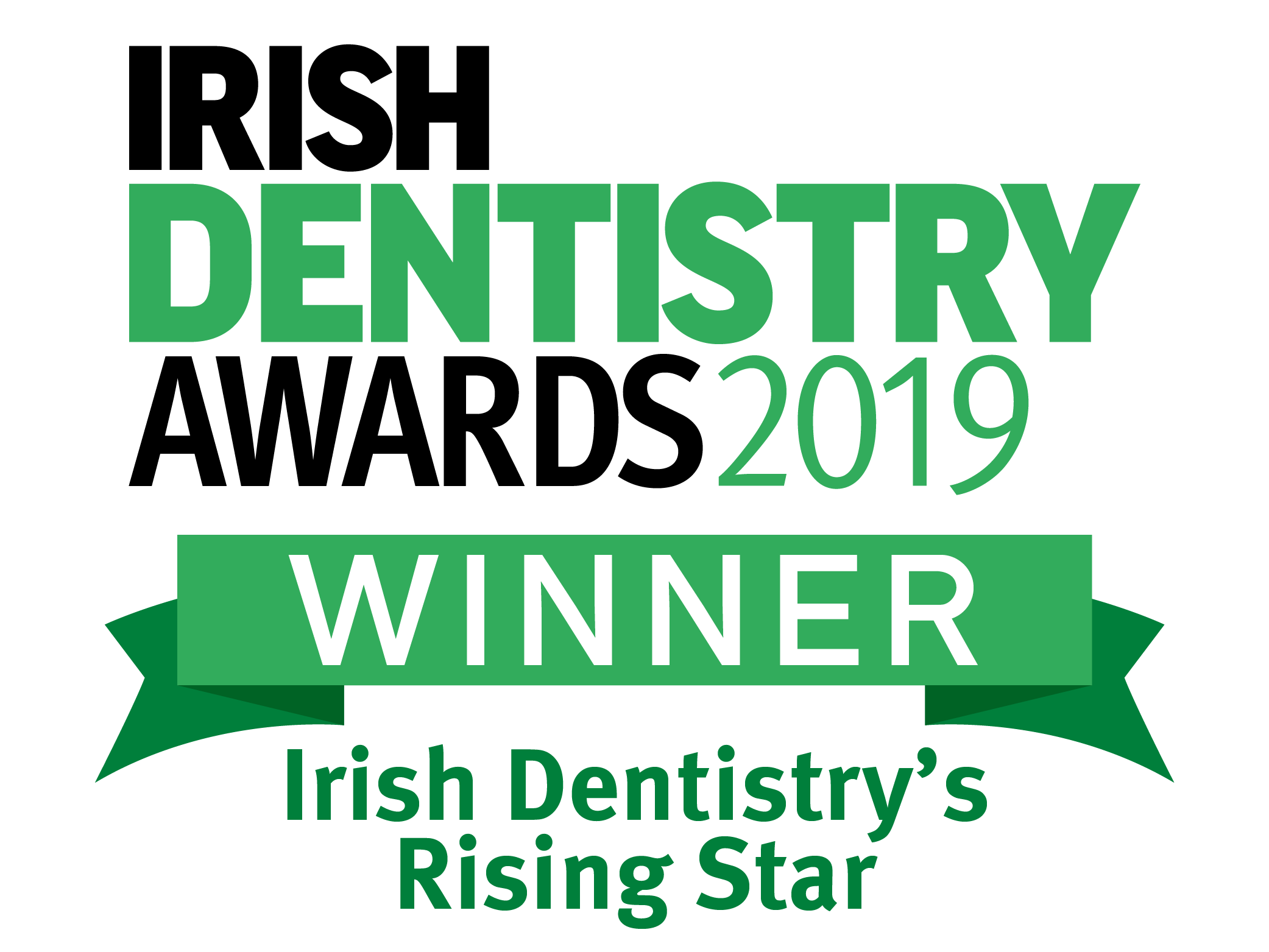 Irish Dentistry Awards 2019 logo