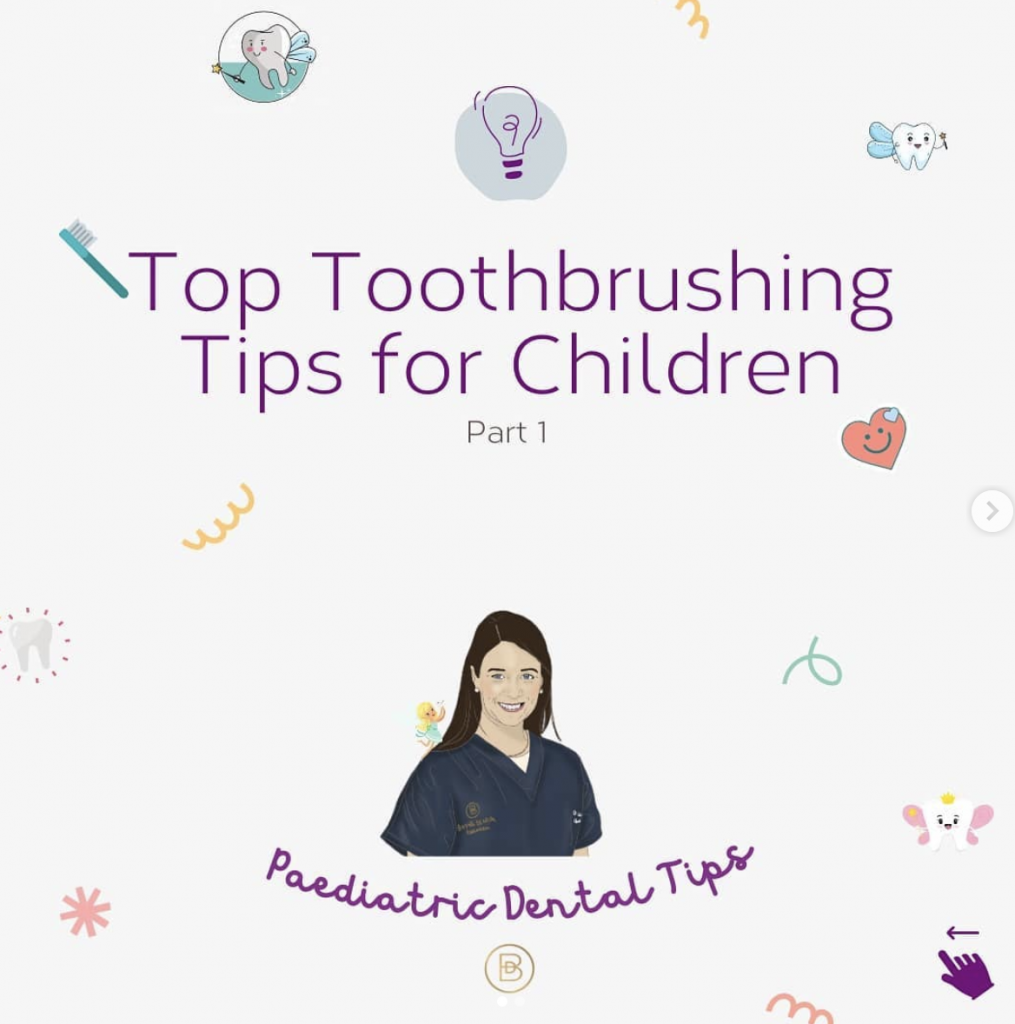 Top toothbrushing tips for children