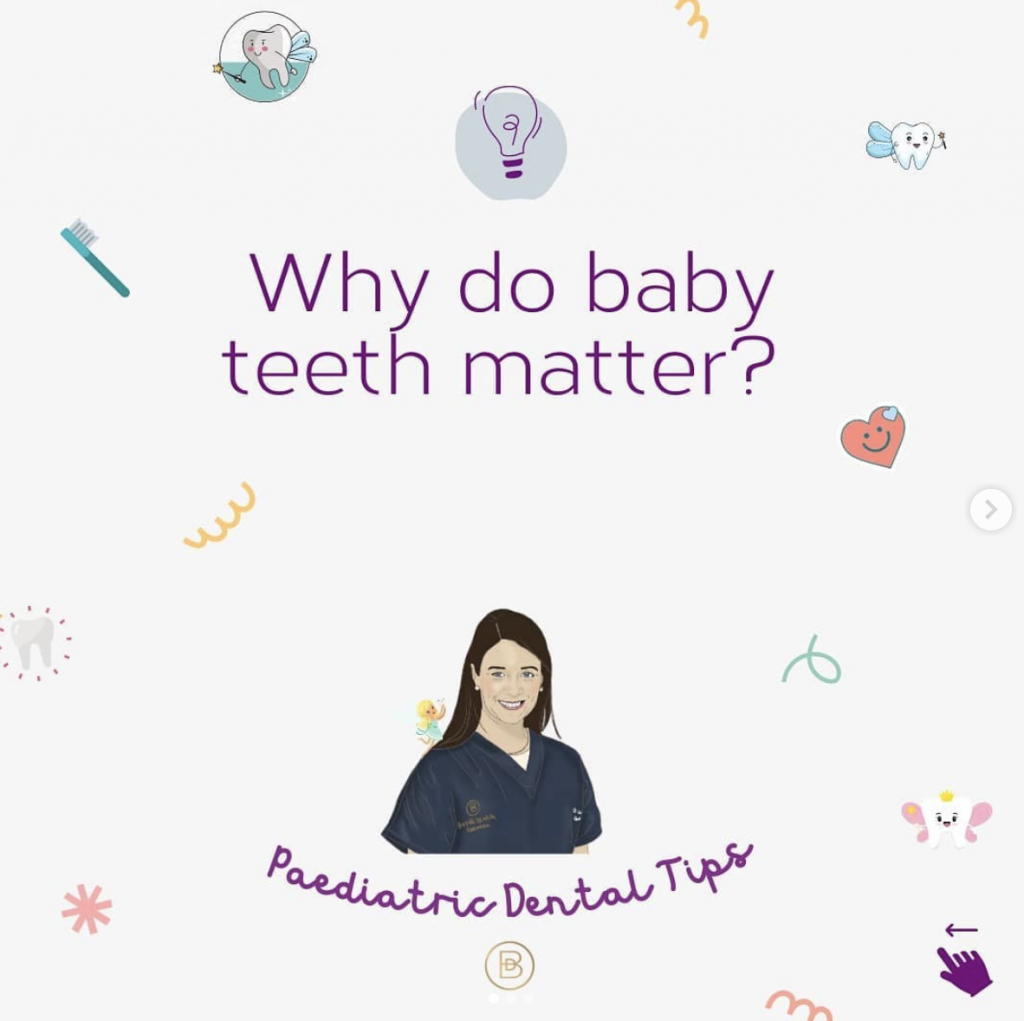 Why do baby teeth matter?